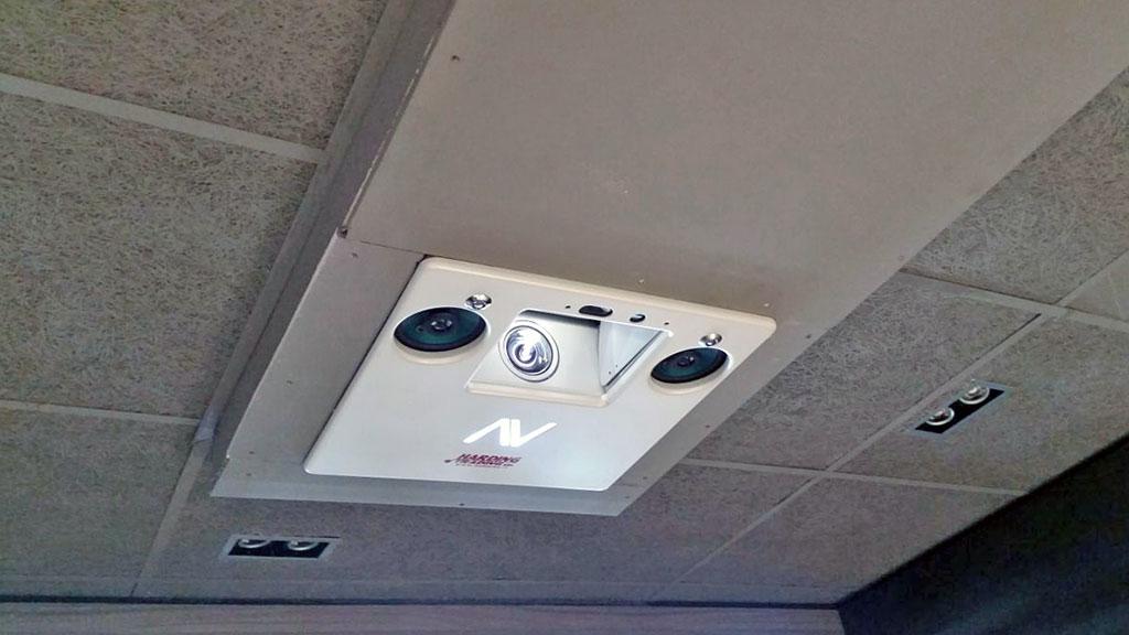 AV installed equipment