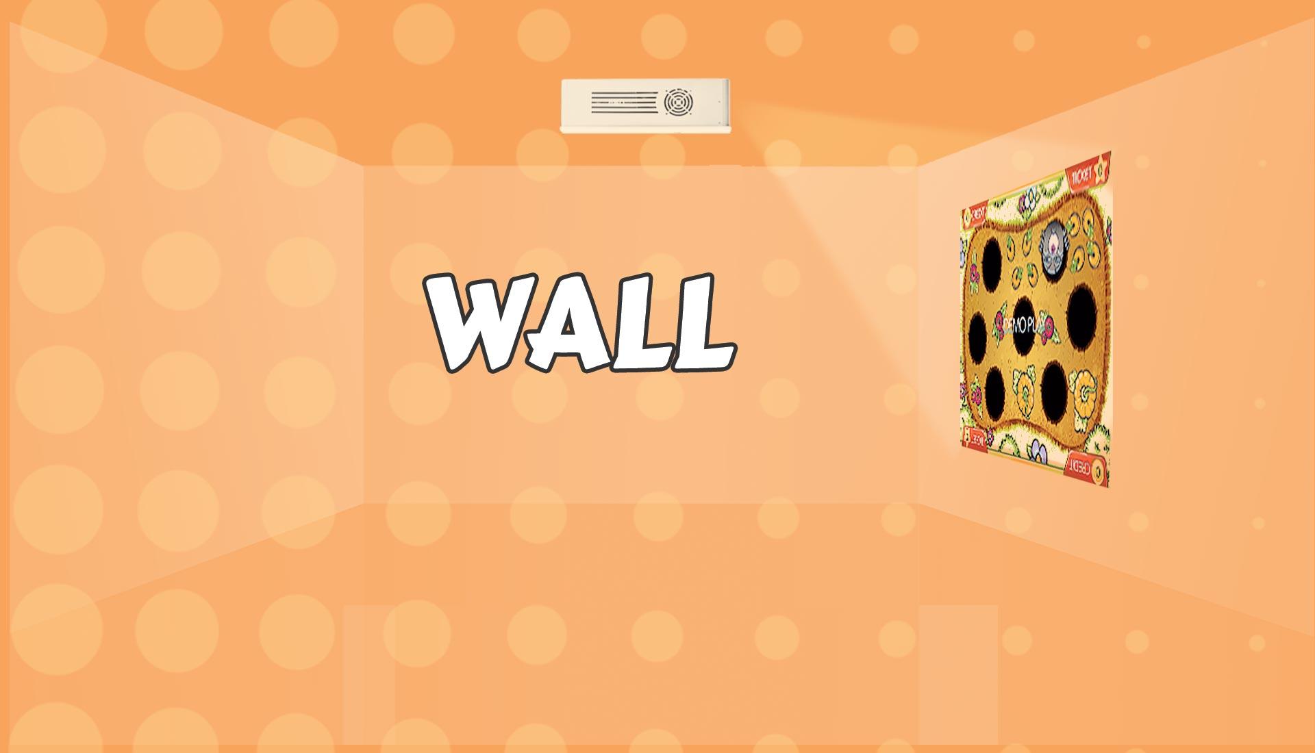 AV wall